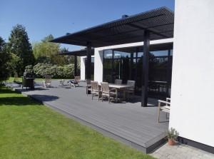 Terrasse og solafskræmning